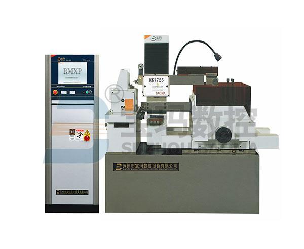CNC Wire Cut EDM DK7750