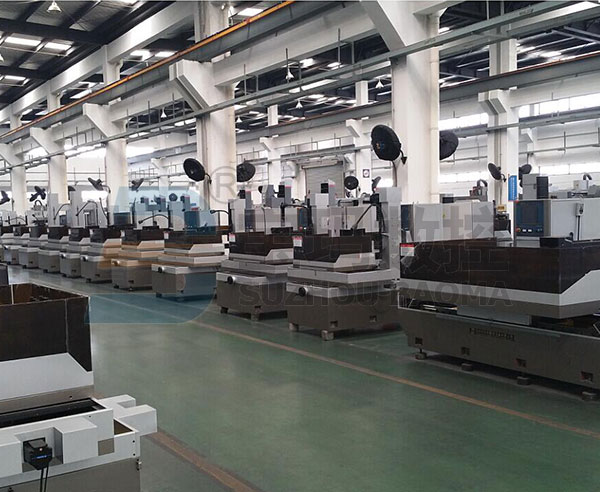 Closed-loop EDM Wire Cut BM160x160