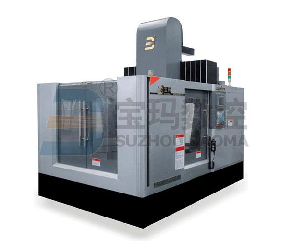 BMDX10080-7Z CNC Engraving & Milling Machine